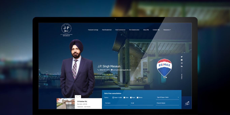 J.P. Singh Masaun Broker